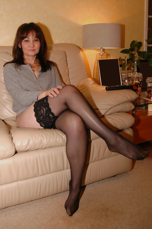 Working at mature pantyhose pics tgp