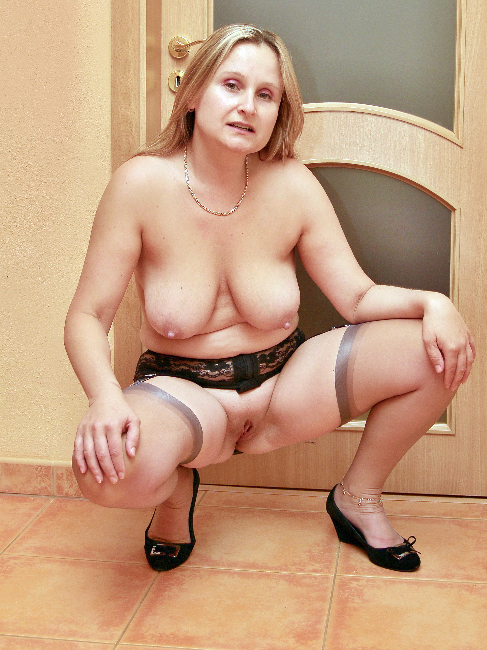 Share your Pantyhose granny stockings